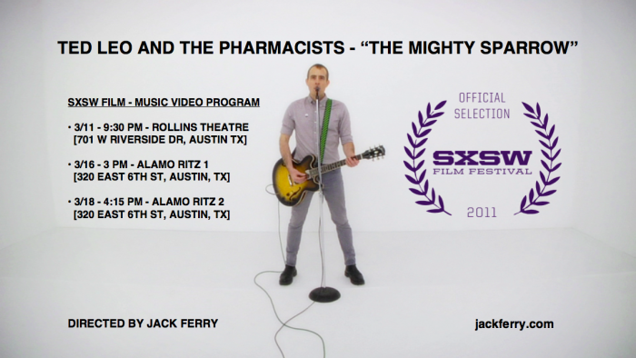 Official Selection, 2011 SXSW Film Festival